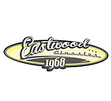 Eastwood Classic Traditional Logo Photographic Print