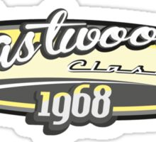 Eastwood Classic Traditional Logo Sticker