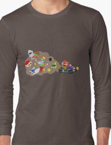 Mario Kart Item fury  Long Sleeve T-Shirt