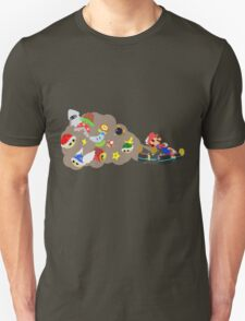 Mario Kart Item fury  T-Shirt