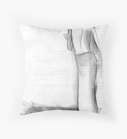 Royal balet of layangan3 Throw Pillow