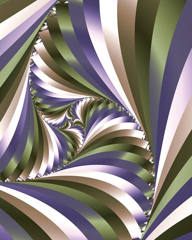 Swirling stripes by pelmof