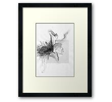 royal balet of layangan 5 Framed Print