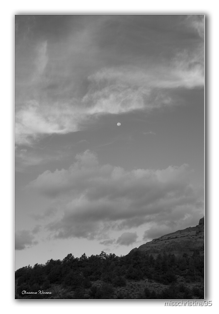 Moon Over . . . . . . .  by misschristina95
