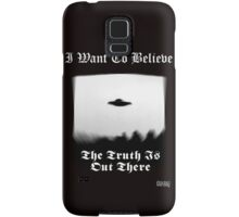 The Trvth Ist Out There Samsung Galaxy Case/Skin