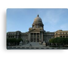 State Capital of Idaho Canvas Print