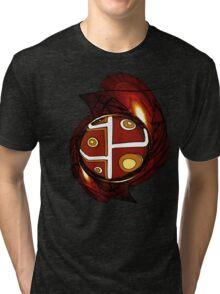 SYMBOL4 Tri-blend T-Shirt