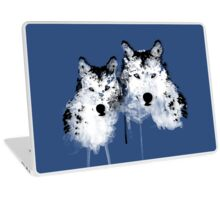 Arctic Wolves Laptop Skin