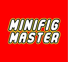 MINIFIG MASTER, by Customize My Minifig by Customize My Minifig