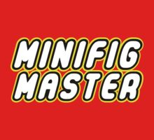 MINIFIG MASTER, by Customize My Minifig Kids Clothes