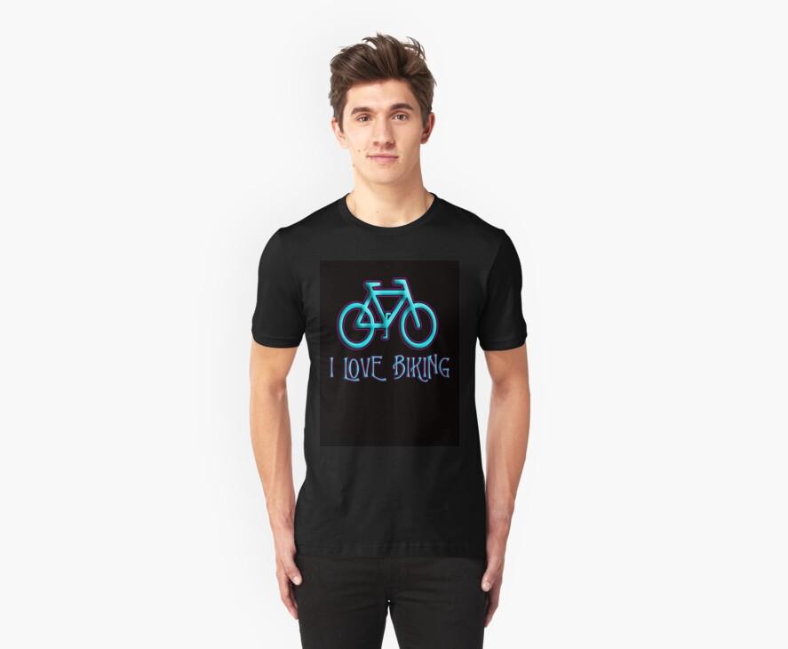 I Love Biking by quin10