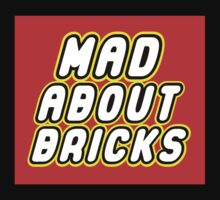 MAD ABOUT BRICKS Kids Clothes