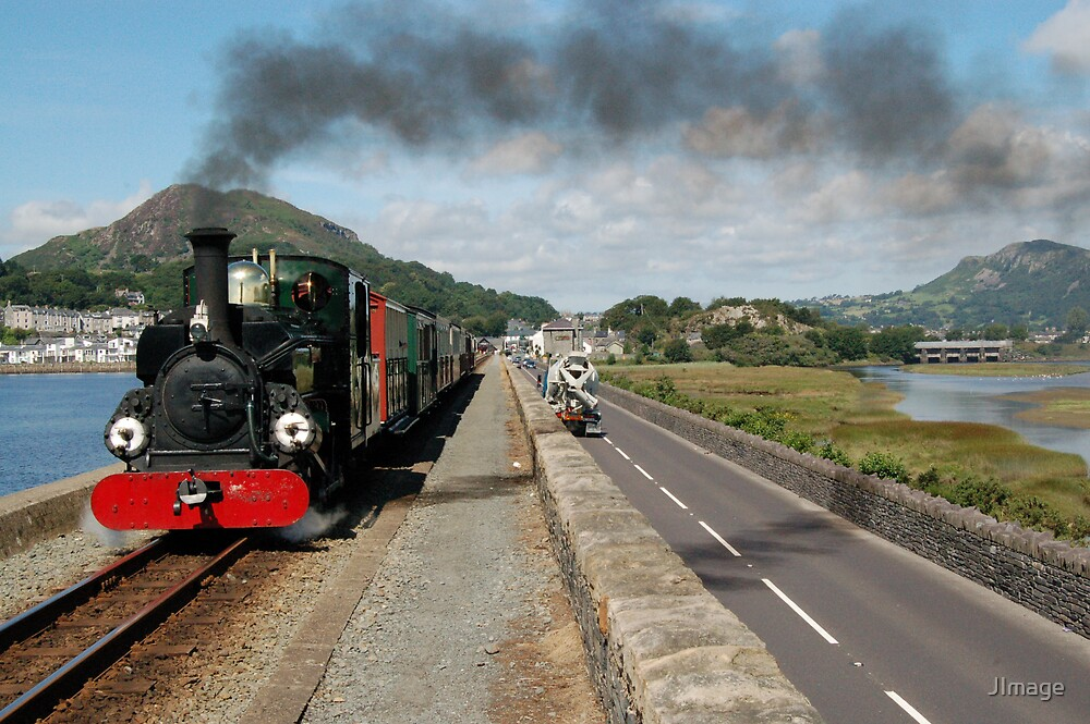 Steam Train 1 by JImage