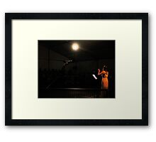 The ADA Project Framed Print
