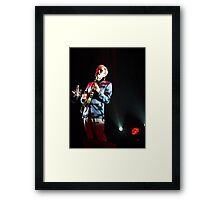 Chris Thile 1 Framed Print