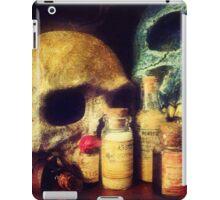 Skulls and Drugs iPad Case/Skin