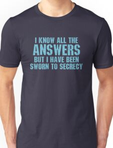 All the Answers T-Shirt
