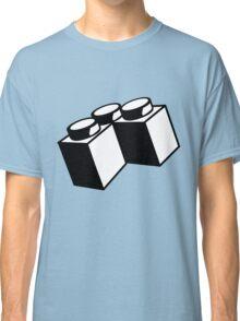 2 x 2 Brick Corner Classic T-Shirt
