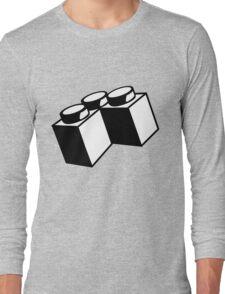 2 x 2 Brick Corner Long Sleeve T-Shirt