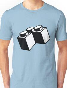 2 x 2 Brick Corner Unisex T-Shirt