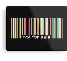 not for sale Metal Print