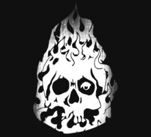Fire Skull. by protestall