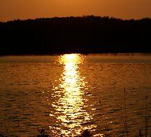 Long Lake Sunset 1 by Scott Ruhs