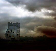 donnington castle by eric abrahamowicz