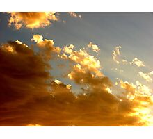 Tucson Sunset Photographic Print