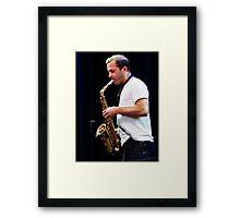 Colin Stetson Framed Print
