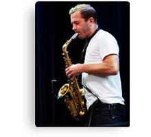 Colin Stetson Canvas Print
