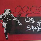 The Berlin Wall by misskris