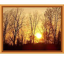 Warm Inner Glow Photographic Print
