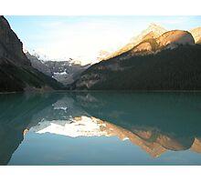 Lake Louise Reflection Photographic Print