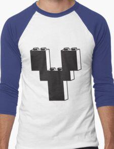THE LETTER Y Men's Baseball ¾ T-Shirt