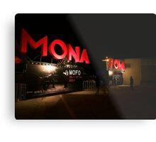 MONA FOMA 2014 2 Metal Print