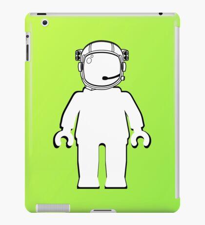 Banksy Style Astronaut Minifig  Customize My Minifig iPad Case/Skin