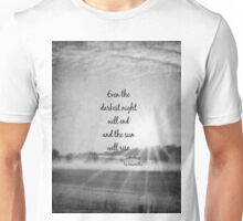 Les Miserables Sun Rise Unisex T-Shirt