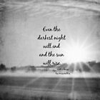 Les Miserables Sun Rise by Kimberose