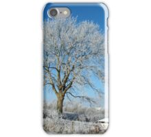 winter in kilkenny Ireland. iPhone Case/Skin