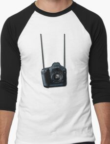 Camera shirt - for Canon users Men's Baseball ¾ T-Shirt