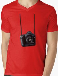 Camera shirt - for Canon users Mens V-Neck T-Shirt