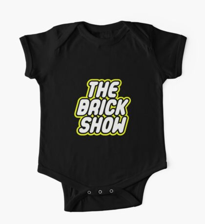 THE BRICK SHOW One Piece - Short Sleeve