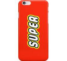 SUPER iPhone Case/Skin