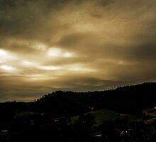 Sky Waves by Samantha Cole-Surjan