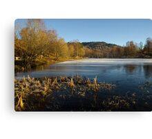 Loch Ard Canvas Print