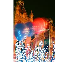 West End Balloons Photographic Print