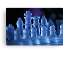 Chess Canvas Print