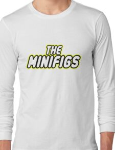 THE MINIFIGS Long Sleeve T-Shirt