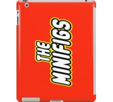 THE MINIFIGS iPad Case/Skin